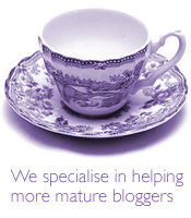 We specialise in helping more mature bloggers