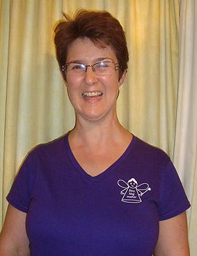 Branding on a T-shirt