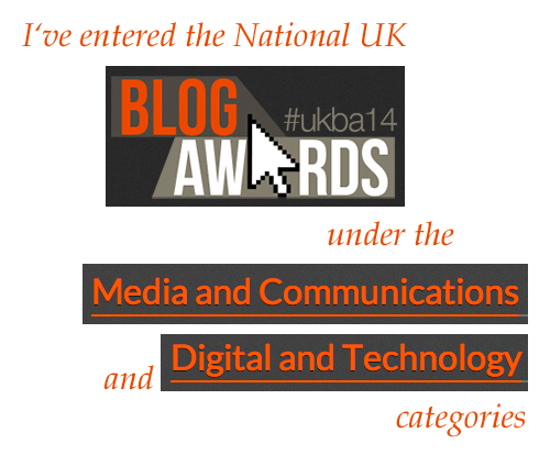National UK Blog Awards