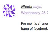 Nicola's avatar