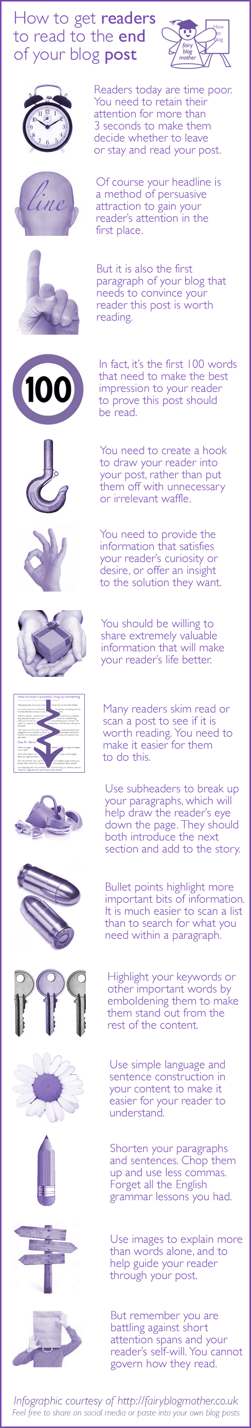How to get more readers reading your blog posts
