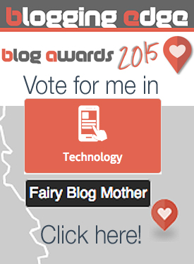 Blogging Edge Awards