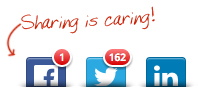 social sharing blog stats numbers