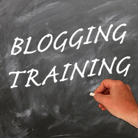 Blogging Training