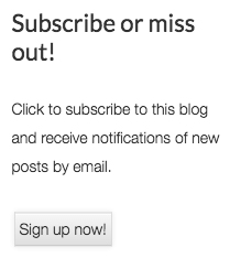 Simple subscription facility