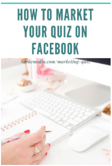 How to market your quiz on Facebook