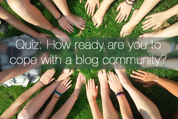Blog community