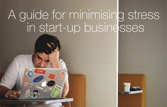 stress in start-up businesses