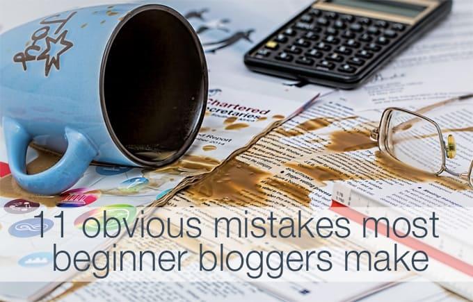 obvious mistakes