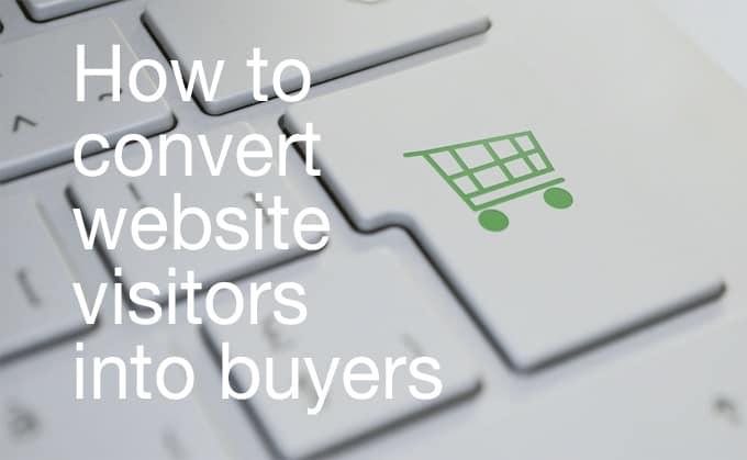 convert website visitors