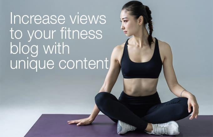 increase views via unique content