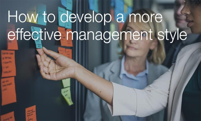 effective management style