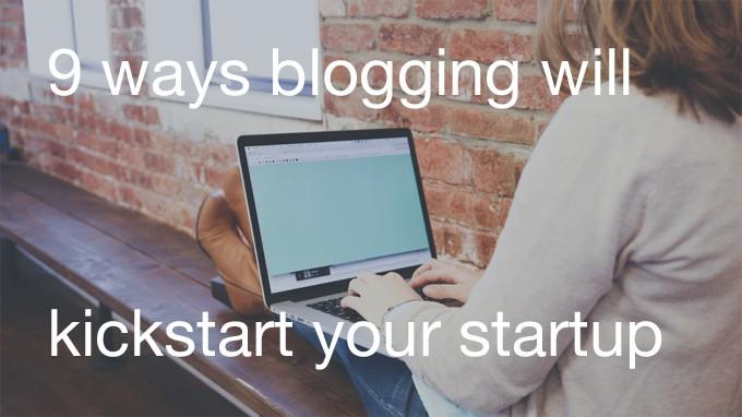 kickstart your startup