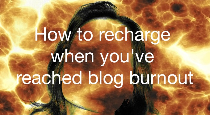 blog burnout