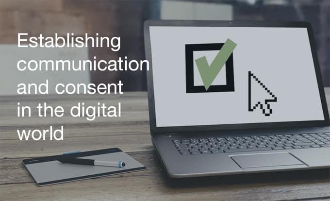 digital consent