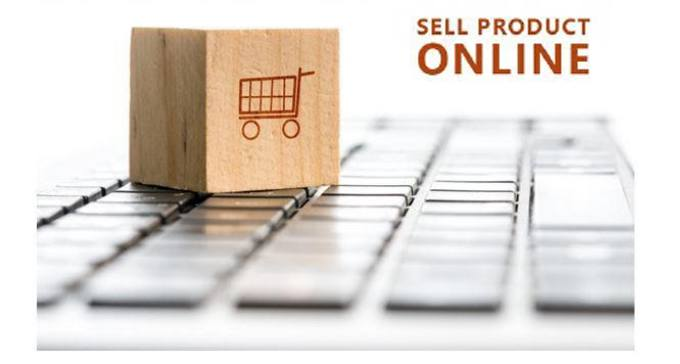 sell online products