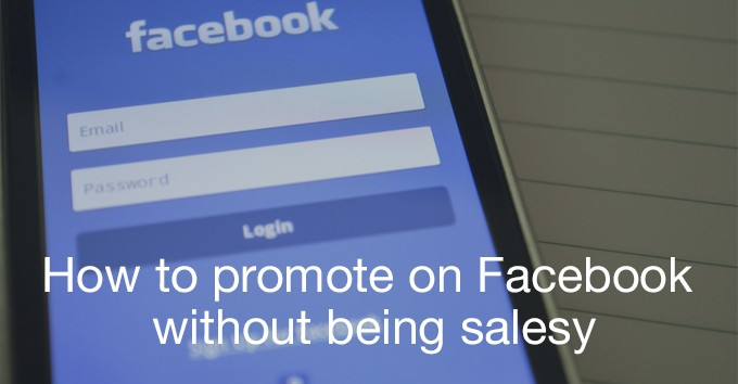 promote on Facebook