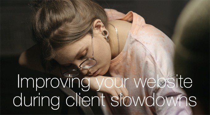 client slowdowns
