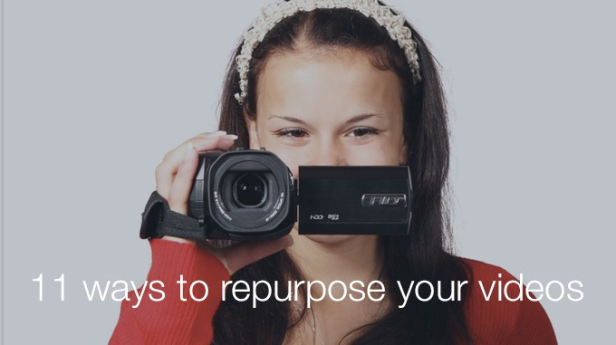 repurpose your videos