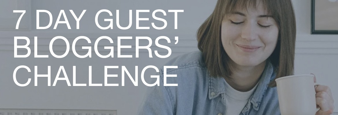 Guest bloggers' challenge course cover