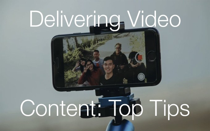 Delivering video content
