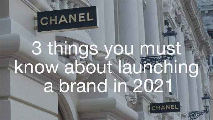 launching a brand