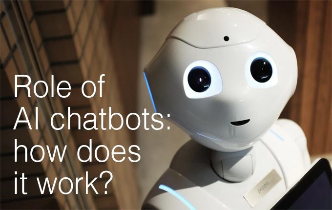 Role of AI chatbots